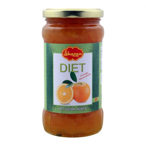 Shezan Diet Orange Marmalade, 440g