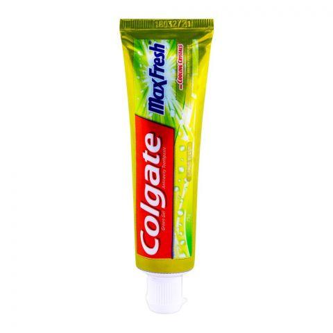 Colgate MaxFresh Green Gel Citrus Blast Toothpaste 75gm