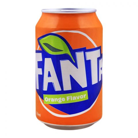 Fanta Orange (Local) 330ml
