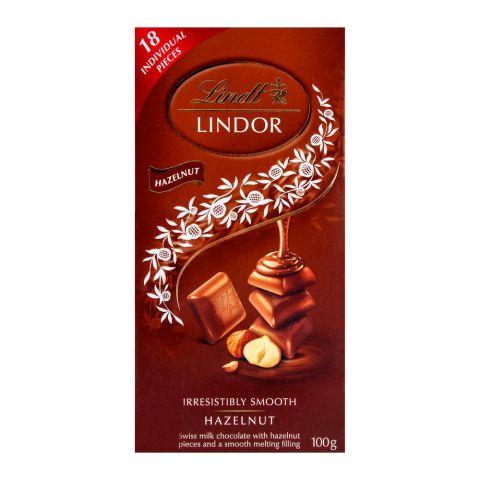 Lindt Lindor, Hazelnut 100g