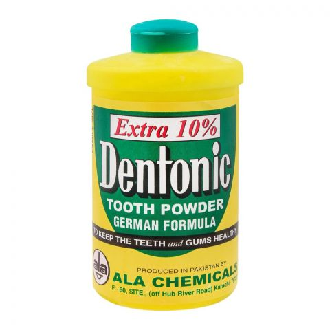 Dentonic Tooth Powder 180g