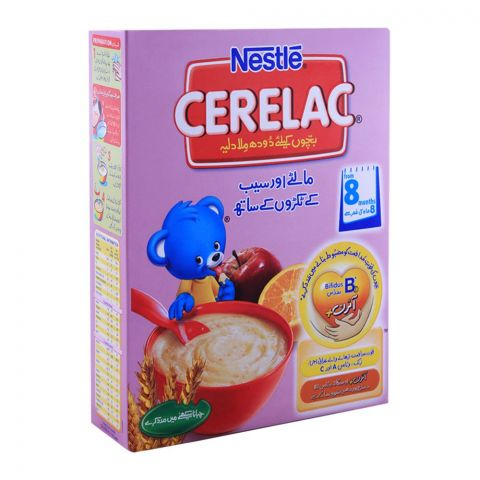 Nestle Cerelac Orange & Apple 175g