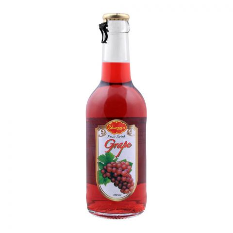 Shezan Grape Fruit Drink, 300ml