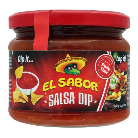 EL Sabor Salsa Dip, 315g