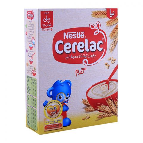 Nestle Cerelac Wheat 350g