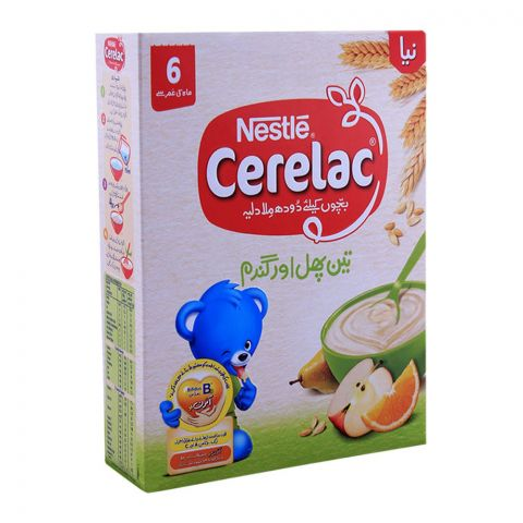 Nestle Cerelac 3-Fruits 350g