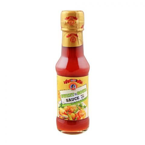 Suree Sweet & Sour Sauce, 150ml