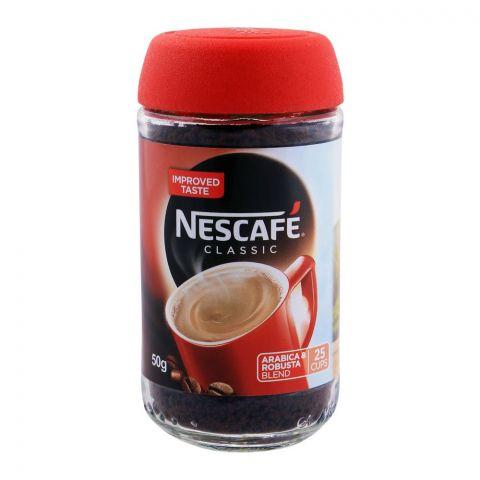 Nestle Nescafe Classic Coffee 50g