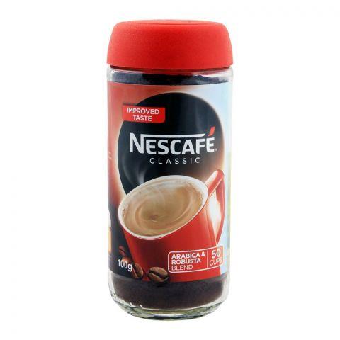 Nestle Nescafe Classic Coffee 100g