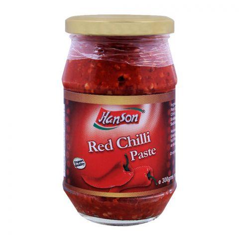 Hanson Red Chilli Paste 300g