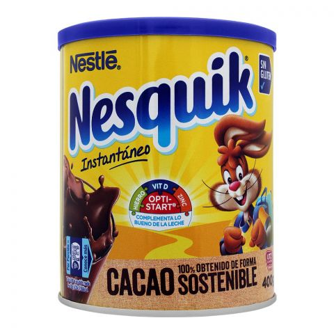 Nesquick Chocolate Flavour, Tin, 400g