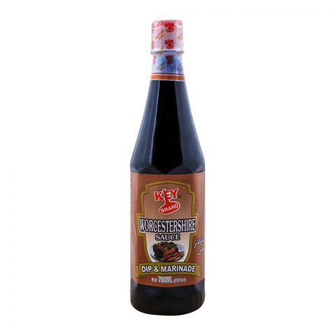 Key Brand Worcestershire Sauce 750ml