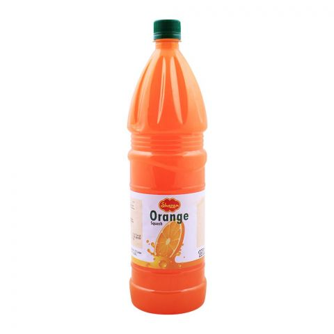 Shezan Orange Squash, 1.5 Liters
