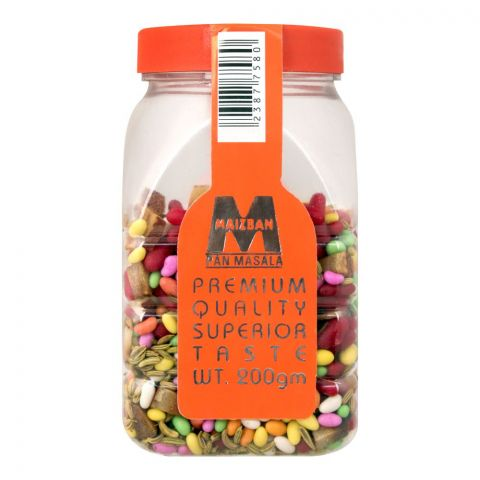 Maizban Sweet Pan Masala, Jar, 200g