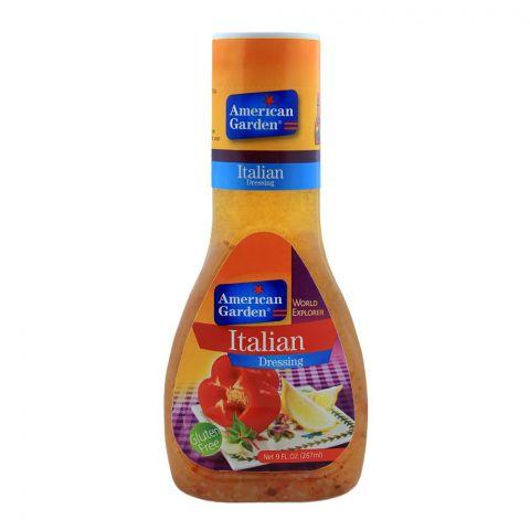 American Garden Italian Dressing, Gluten Free, 9oz/267ml