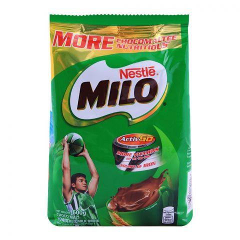 Nestle Milo Pouch 600g