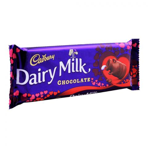 Cadbury Dairy Milk Chocolate, 90g, (Local)