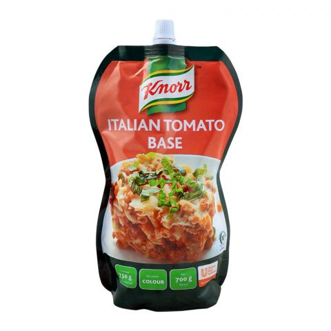 Knorr Italian Tomato Base, 750g, Pouch