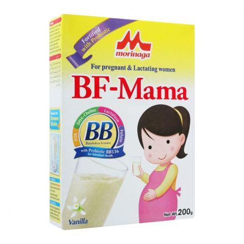 Morinaga BF-Mama, Vanilla Flavor, 200g