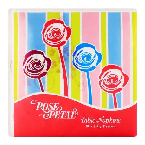 Rose Petal Table Napkin