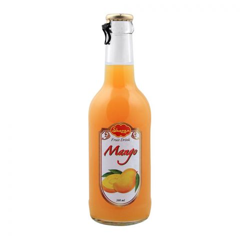 Shezan Mango Fruit Drink, 300ml