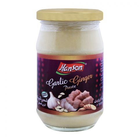 Hanson Garlic & Ginger Paste 300g