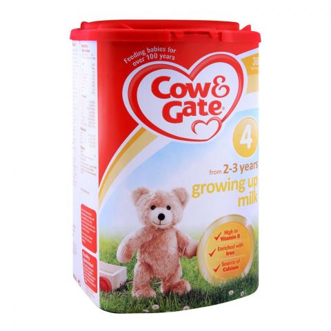 Cow & Gate Growing Up Milk No. 4, 800gm
