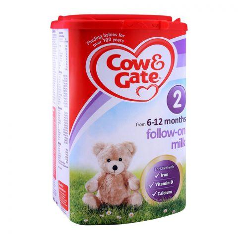 Cow & Gate Follow-On Milk No. 2, 900gm