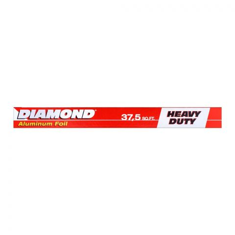 Diamond Aluminum Foil 37.5 Sq. Ft.
