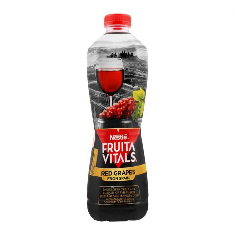 Nestle Fruita Vitals Red Grapes Gold Nectar, 1 Liter