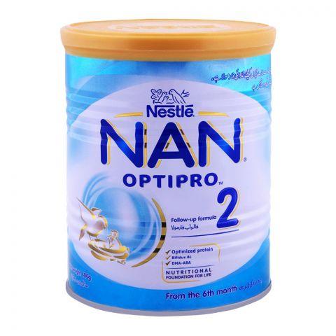 Nestle NAN Optipro, Stage 2, Follow-Up Formula, 400g