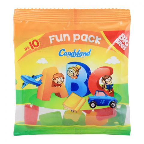 Candyland ABC Jelly, Fun Pack, 20g