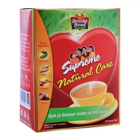 Brooke Bond Supreme Natural Care Tea 190g