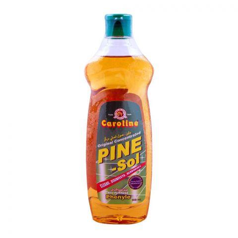 Caroline Pine-Sol Phenyle, Original Concentrated, 500ml