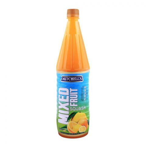 Mitchell's Mixed Fruit Squash 1400ml