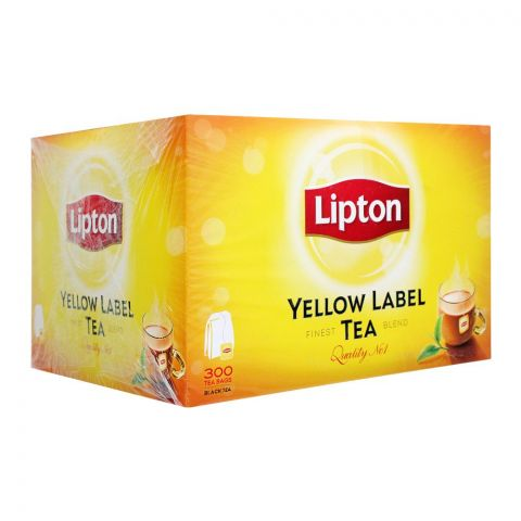Lipton Black Tea Bags, 300-Pack