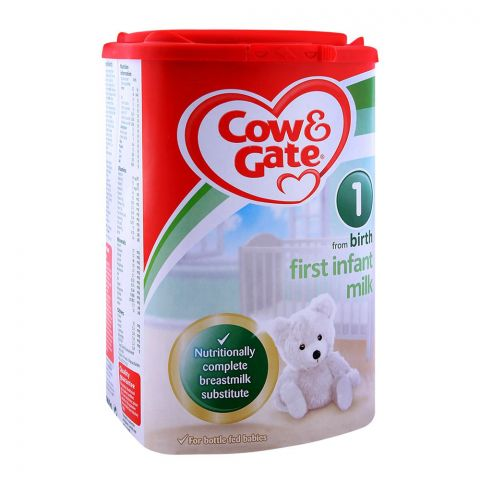 Cow & Gate First Infant Milk No. 1, 900gm