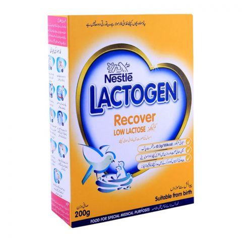 Nestle Lactogen Recover Low Lactose 200g