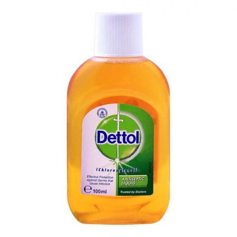 Dettol Antiseptic Liquid, 100ml
