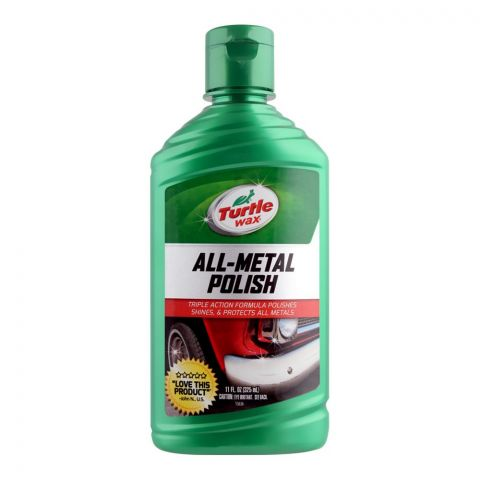 Turtle All Metal Polish, 325ml, T284