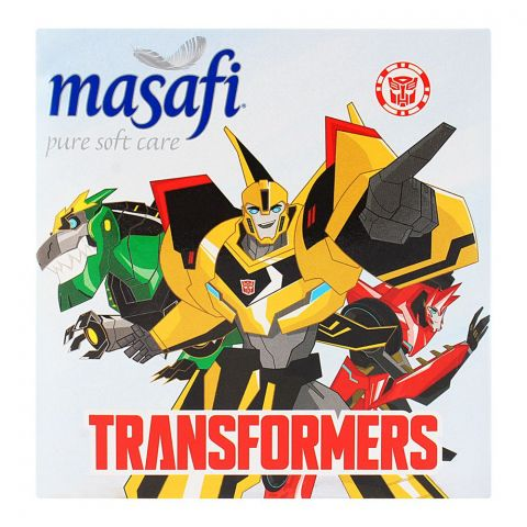 Masafi Transformers Tissue 100x2 Ply