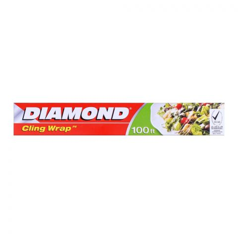 Diamond Cling Wrap 100 Sq. Ft.