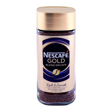 Nescafe Gold Blend Decaff Coffee 100g