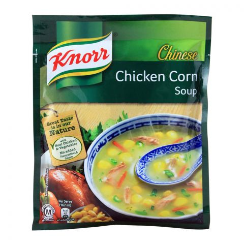 Knorr Chinese Chicken Corn Soup, 46g