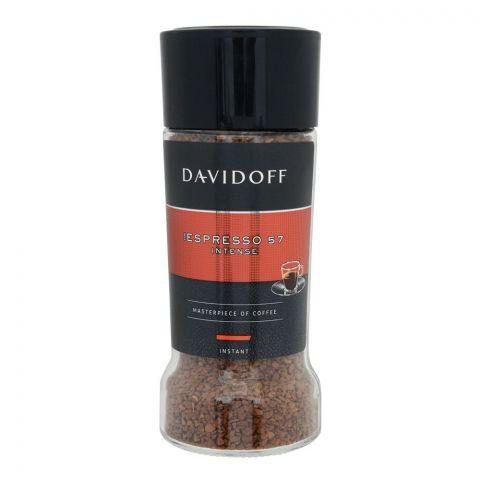 Davidoff Espresso 57 Intense Instant Coffee, 100g