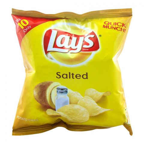 Lay's Salted Potato Chips 14g