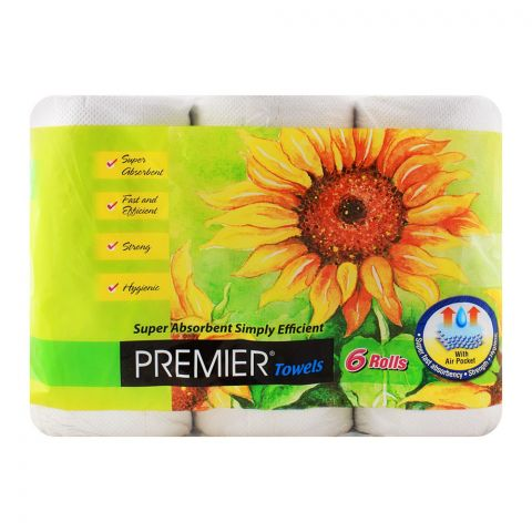 Premier Paper Towel 6-Pack