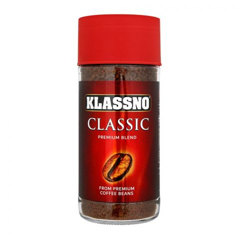 Klassno Classic Premium Coffee Beans, 200g
