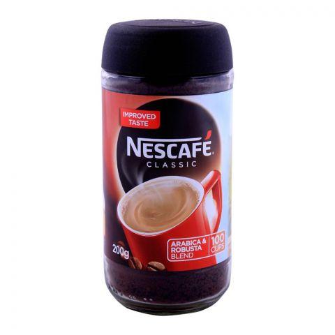 Nestle Nescafe Classic Coffee 200g