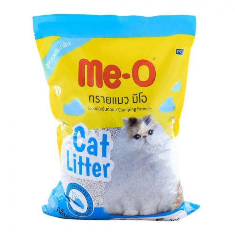 Me-O Cat Litter Unscented 5 Liters